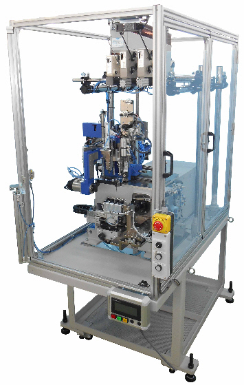 SS01 Coil Winding Machine
